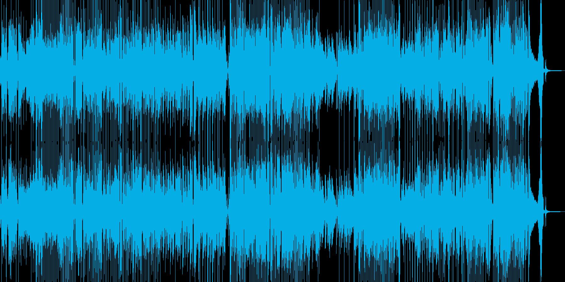 前向きで明るい気持ちになるジャズ ★Sの再生済みの波形