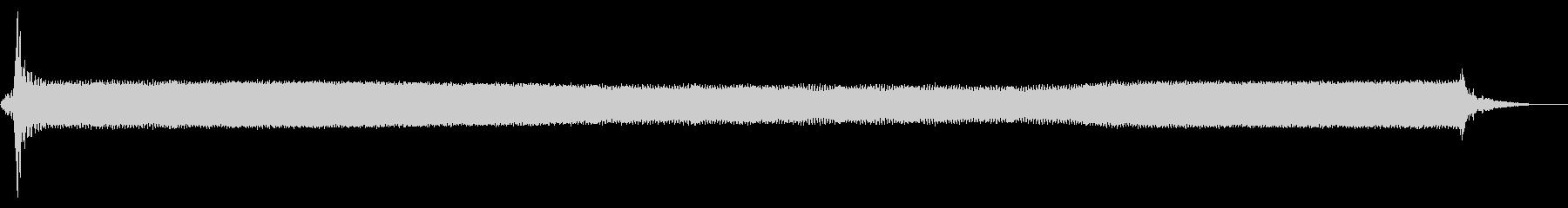 小型電動機リフト:開始、実行、停止、遠くの未再生の波形