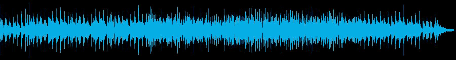 セクシーなボサノバ ブラジリアンポップスの再生済みの波形