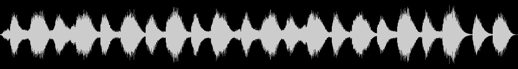 火山系アンビエント_大地・マグマ・地震の未再生の波形