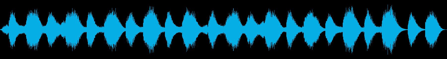 火山系アンビエント_大地・マグマ・地震の再生済みの波形