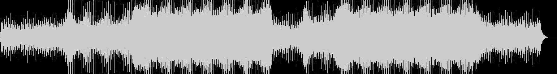 企業VPや映像/爽やか/明るい/ピアノの未再生の波形