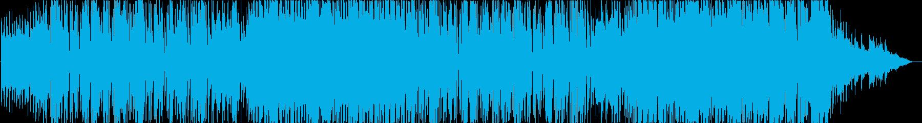 【生演奏】わくわくXmasのバイオリン曲の再生済みの波形