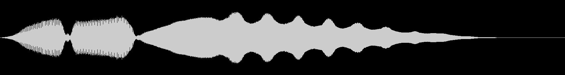 ハーモニカ:ラストポストイントロ、...の未再生の波形