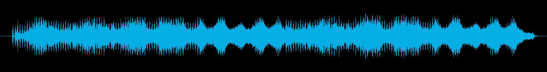 響きにインパクトあって独特なメロディーの再生済みの波形