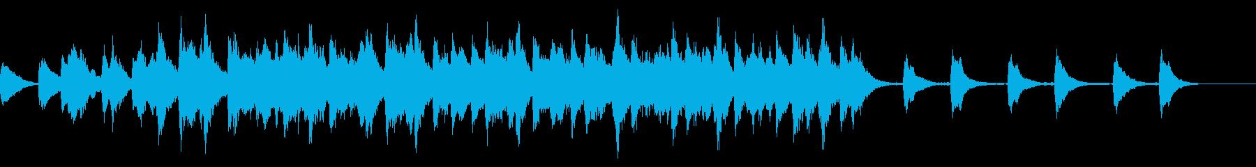 メルトン教会、6つの鐘:リンギング...の再生済みの波形