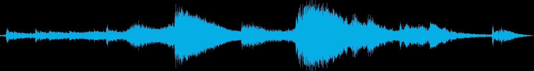 【ダークアンビエント】 無の再生済みの波形