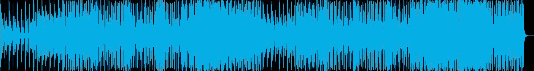 伝統的なフォークバルカンエア。の再生済みの波形
