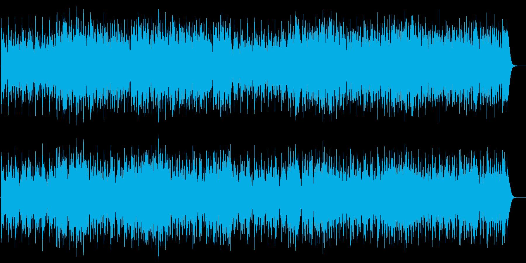 ビンゴ(Bingo)オルゴールの再生済みの波形