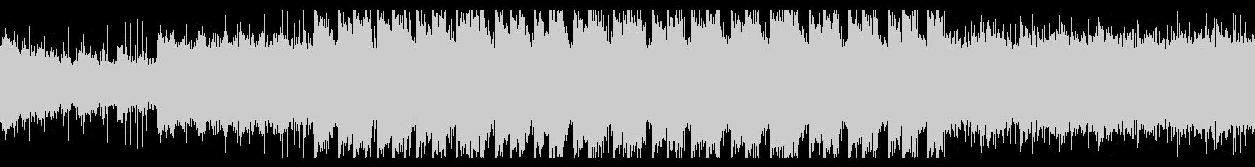 ダーク×ミニマル×エレクトロニカの未再生の波形