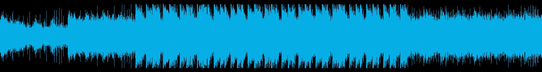 ダーク×ミニマル×エレクトロニカの再生済みの波形