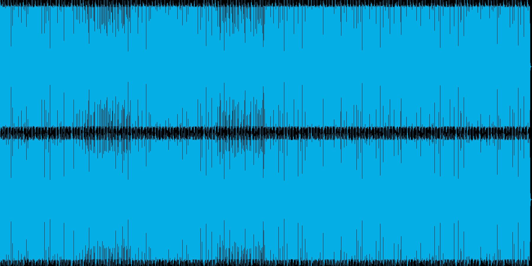 7分、飽きないほのぼのトーク、ブラスの再生済みの波形