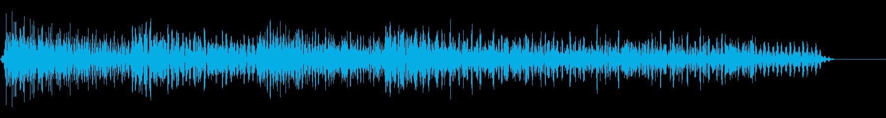 チャラララ/宿屋/冒険/ピコピコ/場面の再生済みの波形