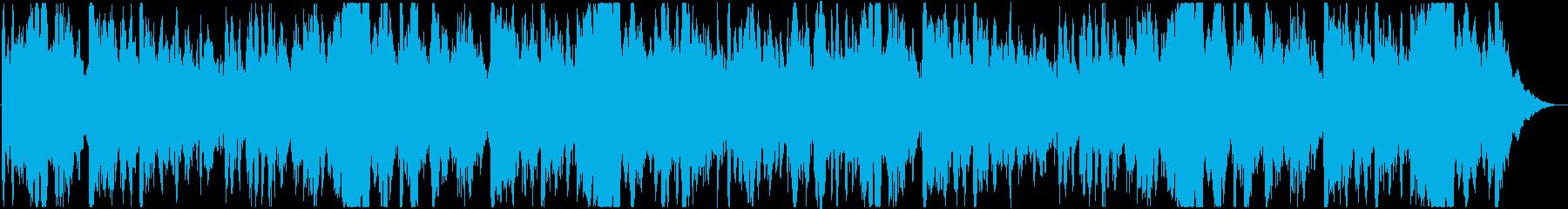 ドローン モンキードローン01の再生済みの波形