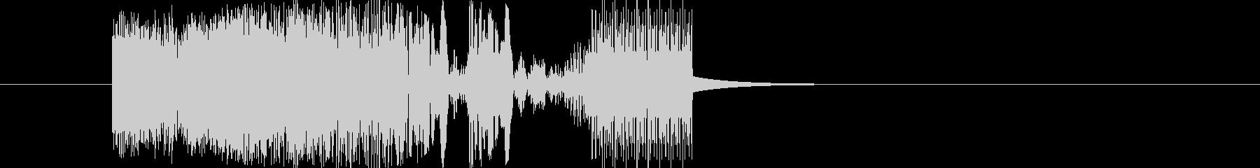 POWERTWIRLバージョン5の未再生の波形
