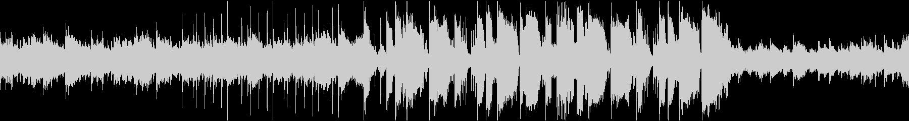 【ループ仕様】ピアノメロディが印象的の未再生の波形