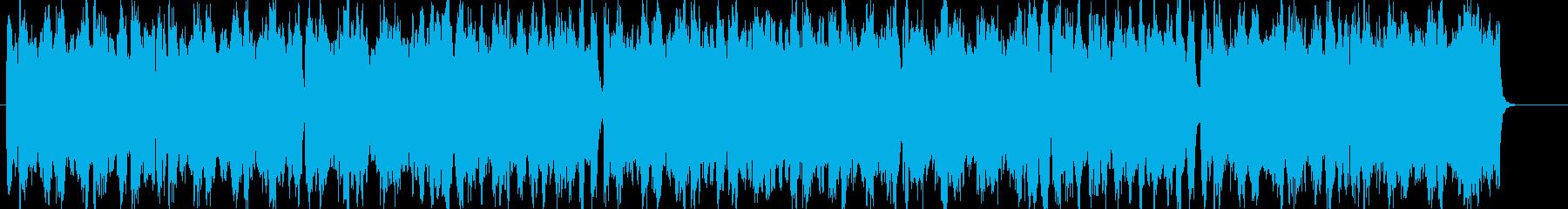 組曲「惑星」より「ジュピター」オーケスラの再生済みの波形
