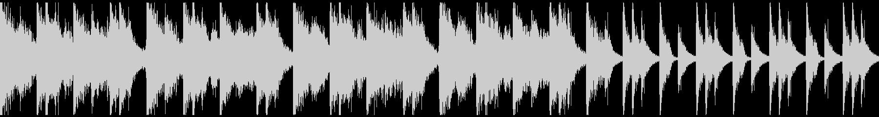 勇壮クラップ&ストンプ&コーラス/ループの未再生の波形