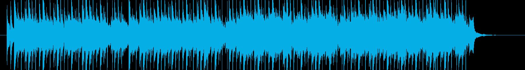 琴を使ったほのぼの和風曲 OP/ED向きの再生済みの波形