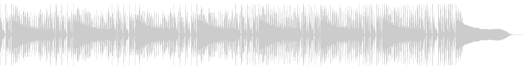 Vocal FX、114 BPMの未再生の波形