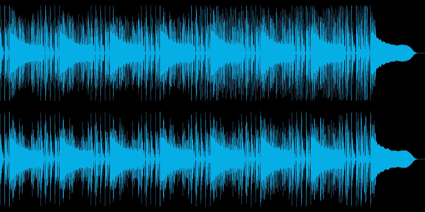 Vocal FX、114 BPMの再生済みの波形
