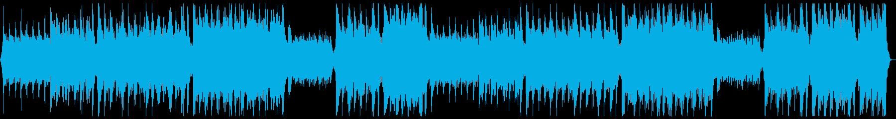 華やかなピアノ&オーケストラ x2回の再生済みの波形
