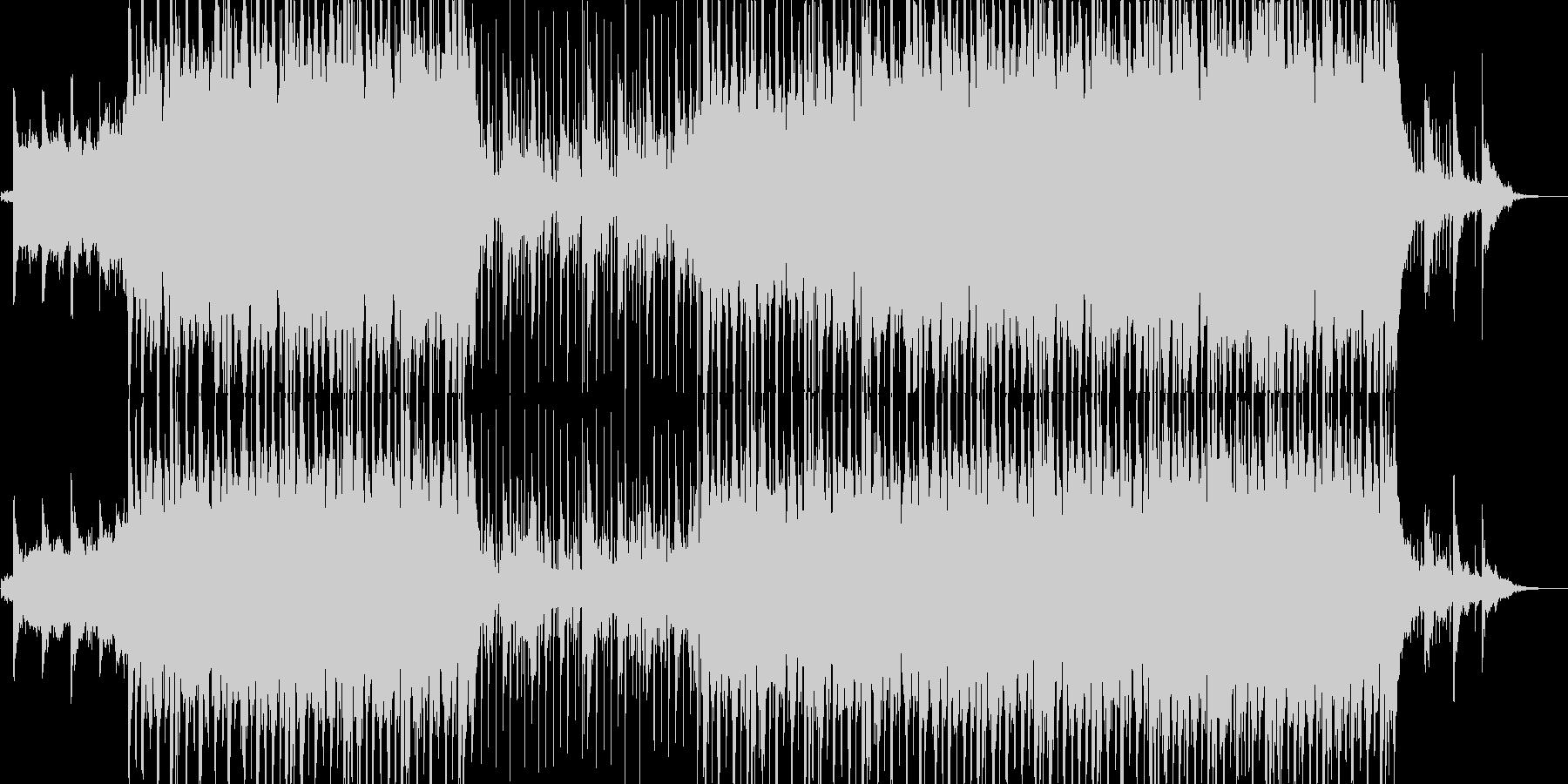 ポップ ロック Hip-hop ア...の未再生の波形