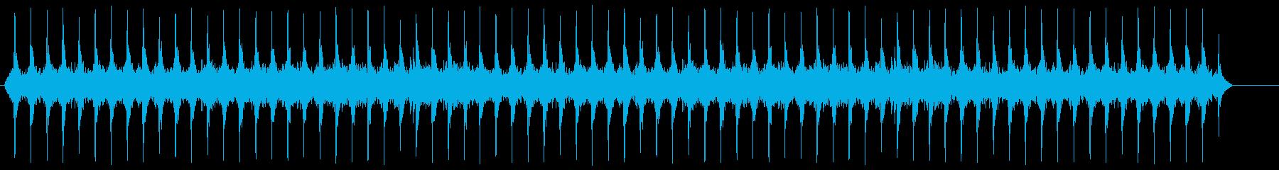 アンビエンス、大スペースプレス_コ...の再生済みの波形