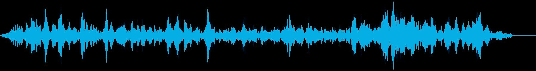 ゾンビ(グループ)攻撃6の再生済みの波形