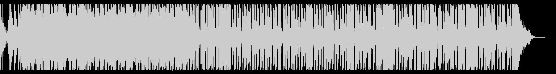 弾けて踊ろう スカ ロックの未再生の波形