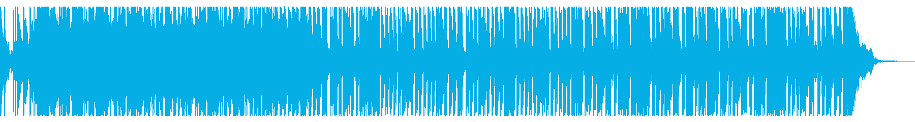 弾けて踊ろう スカ ロックの再生済みの波形
