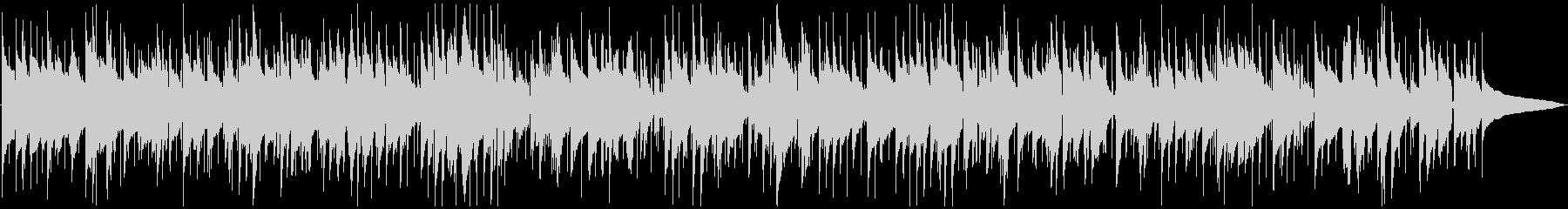 クールなスムースジャズバラードの未再生の波形
