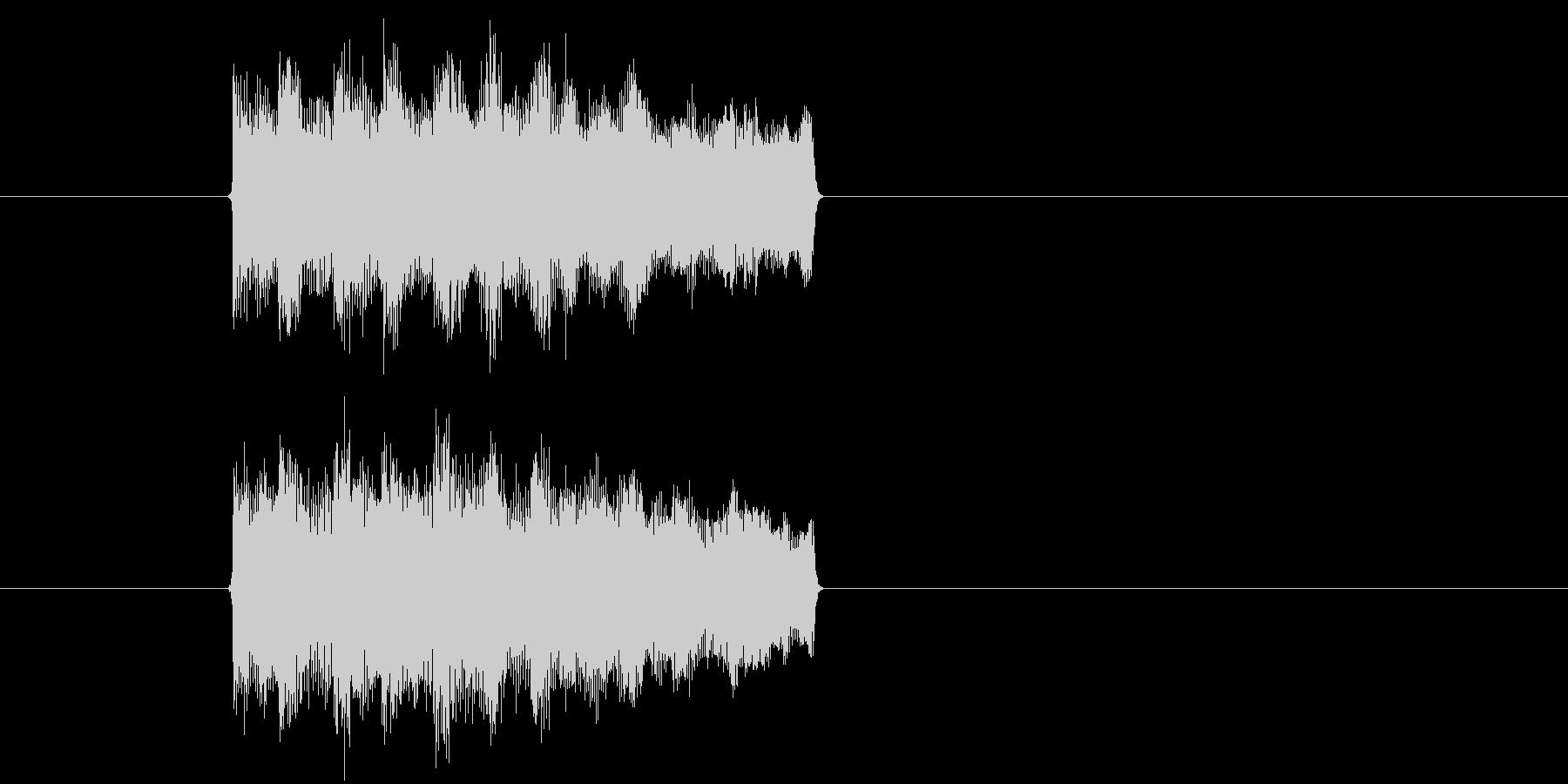 ゲーム、クイズ(正解)_015の未再生の波形