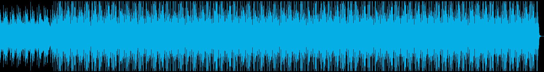 パーティー気分!!5(ジャジーポップ)の再生済みの波形