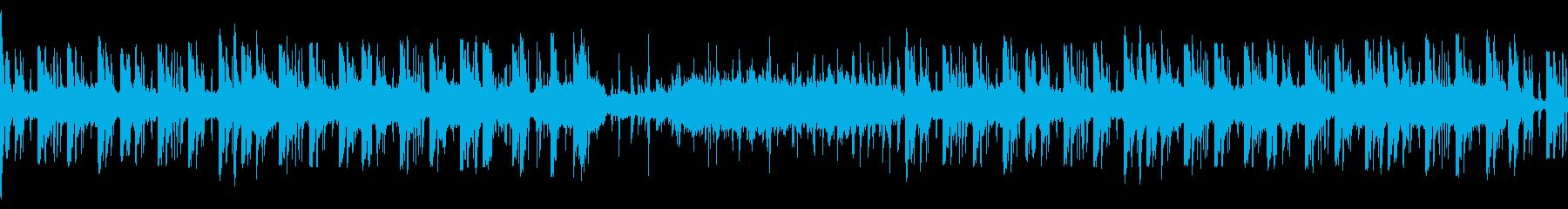 LOOP Battle Game DnBの再生済みの波形