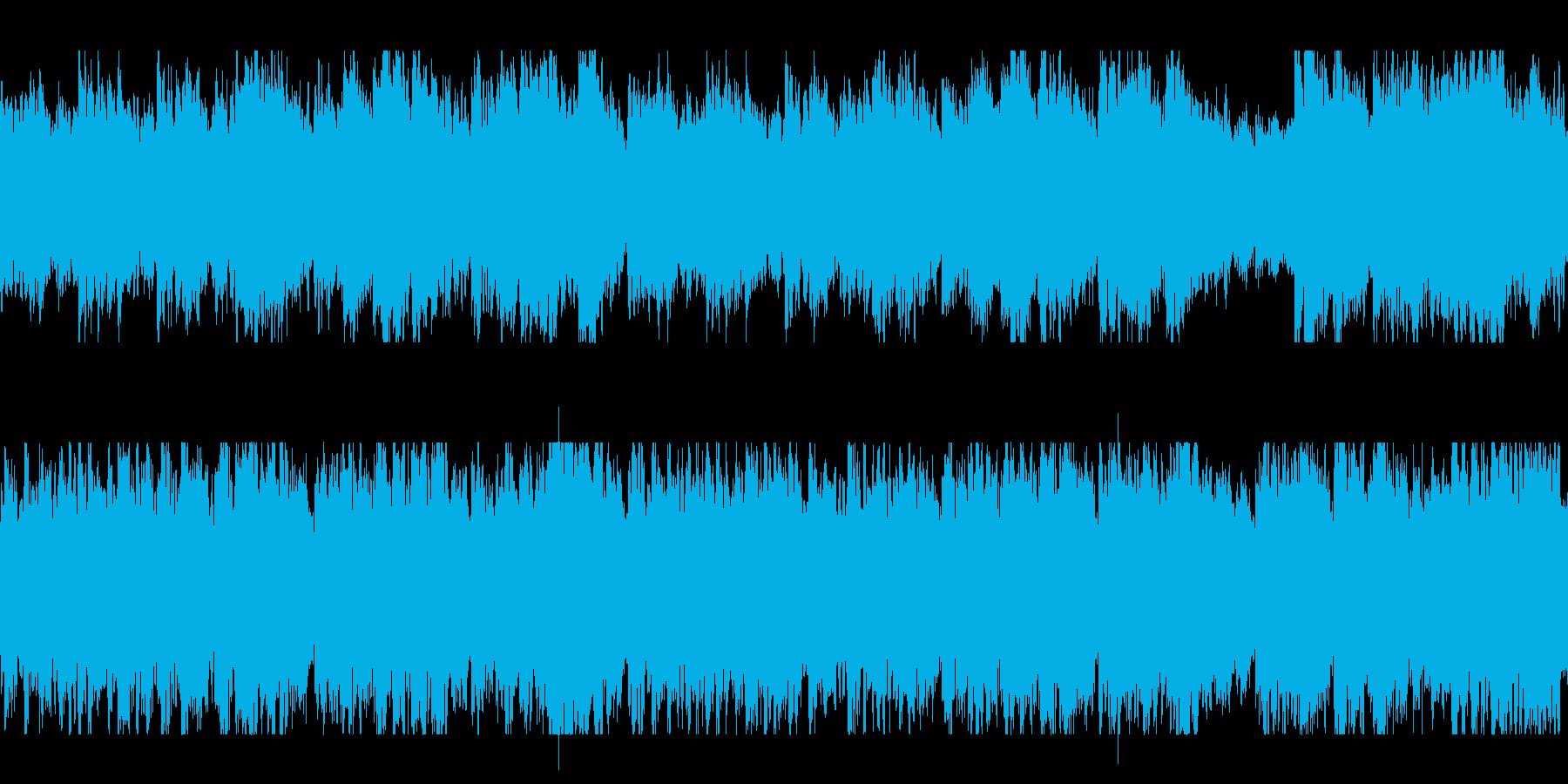 田舎町・ほのぼの系  ゲーム・動画などにの再生済みの波形
