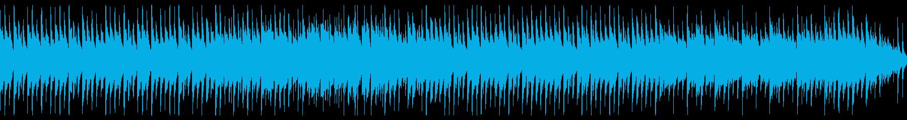 ループ/ワルツ/かわいい/賑やか/仕掛けの再生済みの波形