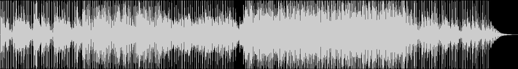ポップ テクノ エレクトロ 交響曲...の未再生の波形