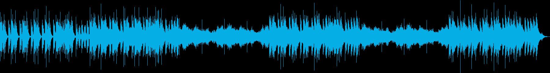 温かいサウンドが不安感や憂鬱な気分を解消の再生済みの波形