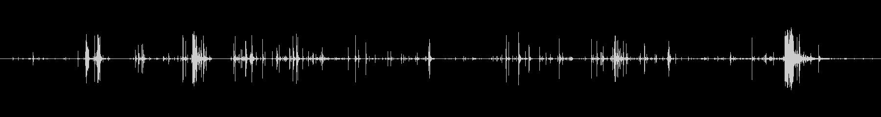 木 スプリンターロー03の未再生の波形