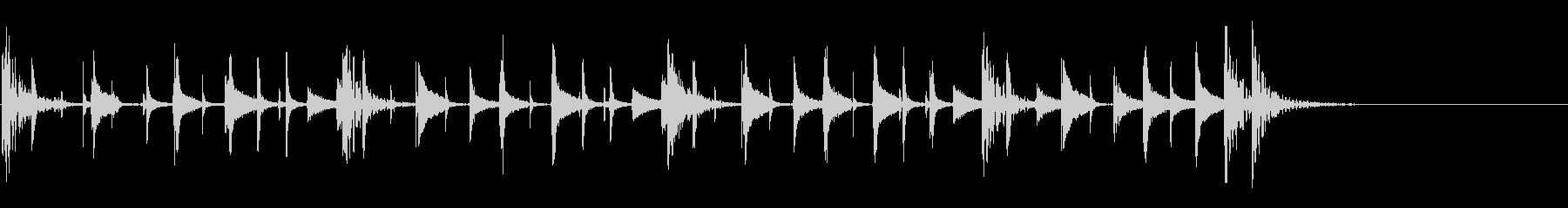 KUNTE KINTE、MUSIC...の未再生の波形