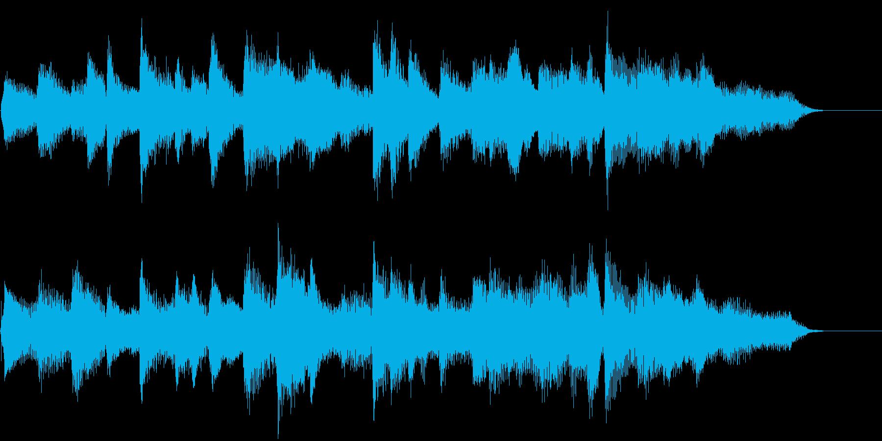 ピアノ、映像・CM・ジングル・ロゴ等にの再生済みの波形