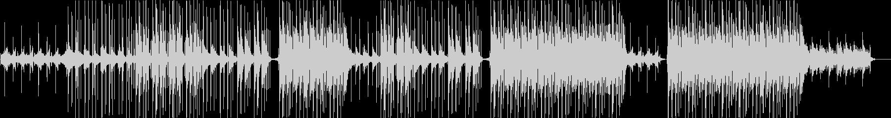 トレンドHIPHOP,Trapの未再生の波形