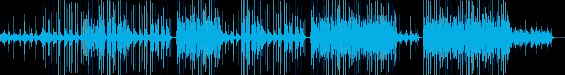 トレンドHIPHOP,Trapの再生済みの波形