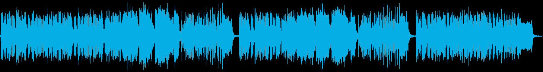 バロック、中世風の格調高めなフルートの曲の再生済みの波形
