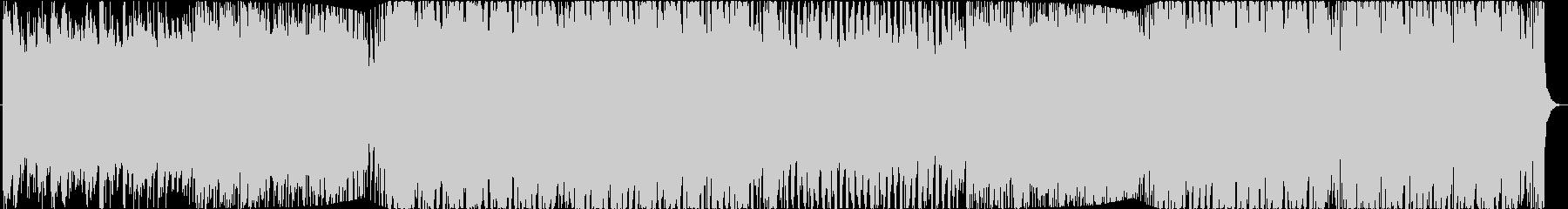 展開のあるポップで跳ねるようなEDMの未再生の波形
