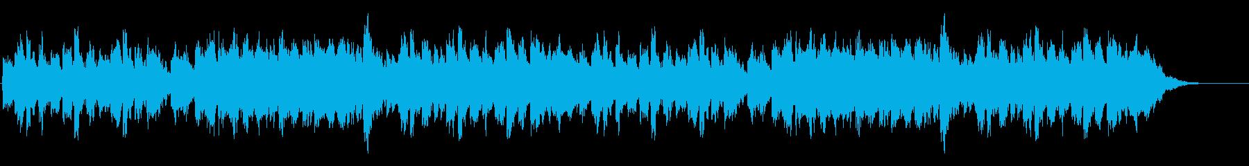 スマイルの再生済みの波形