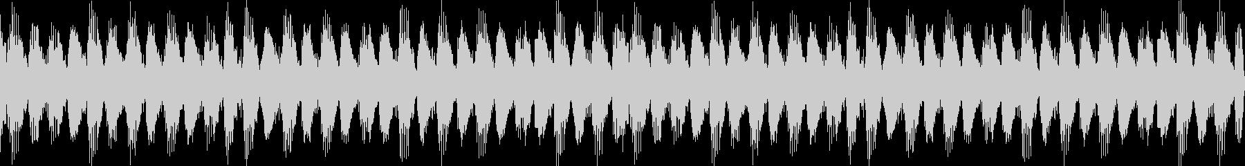 4分打ちEDM風ループ音源ですの未再生の波形