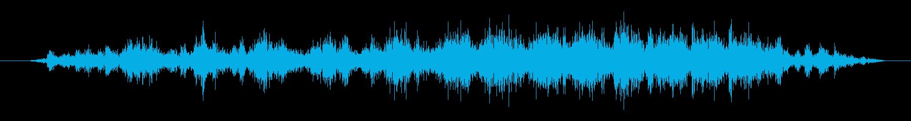生体力学的クリーチャー:短い機械的...の再生済みの波形