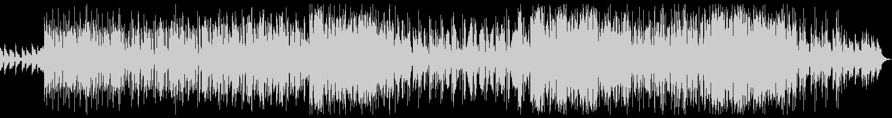 トロピカルハウスEDM♪夏夜♪バイオリンの未再生の波形